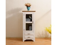French Rustic Tall Display Unit
