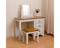 French Rustic Dressing Table / Study Desk