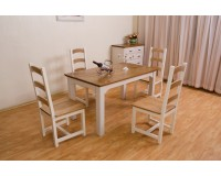French Rustic Dining Chair
