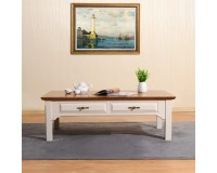 French Rustic Coffee Table