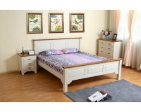 French Rustic superking Size Bed