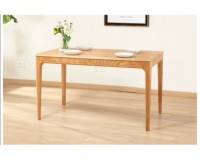 Navia Natural Solid Oak Dining Table (New Arrival!!!)