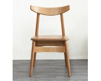 Navia Natural Solid Oak Dining Chair (New Arrival!!!)