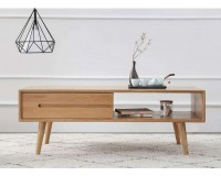 Berlin Solid Oak coffee table 1.2m (Out of stock)